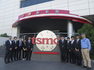 Taiwan Semiconductor Manufacturing Company Ltd. 様